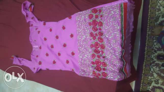 Indian dress for sale very nice colour low price if you want WhatsApp