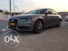 Audi A4 3.2 Quattro - 2009 - Olive green color