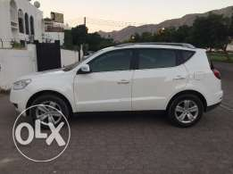 Geely Emgrand X7 for Sale in good condition