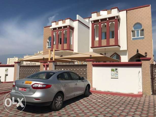 KP 869 Brand new Villa 5 BHK in south maabilah for Sale