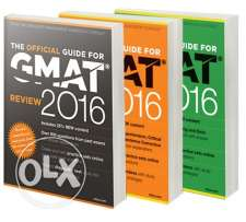 GMAT 2016 official guide