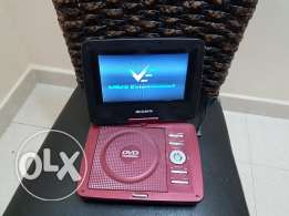 DVD/ VCD player portable