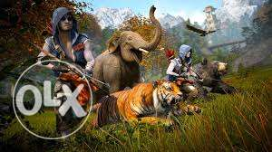 Far Cry 4 For PS3 عبري -  6