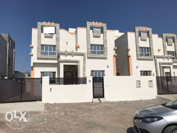 KP 866 Brand new Villa 5 BHK in South Maabilah for sale مسقط -  1
