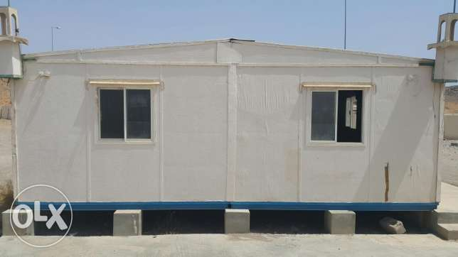 Masjid Cabins for Sale