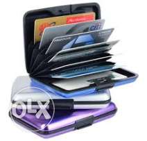 card safe wallet- buy 3 get 1 free