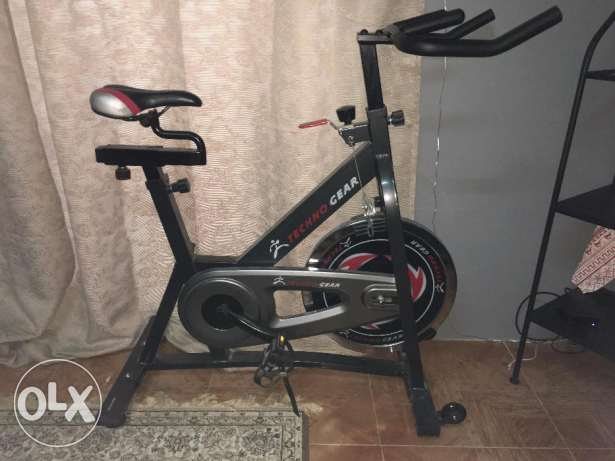 "Stationary Bike ""Techno Gear"" Great Condition!"