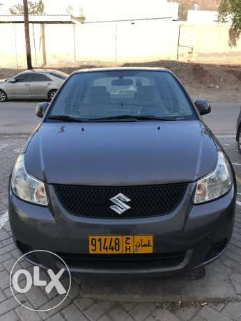 Excellent condition Single owner expact used SUZUKI SX4-2012