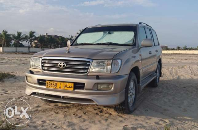 Great condition Land Cruiser 2004