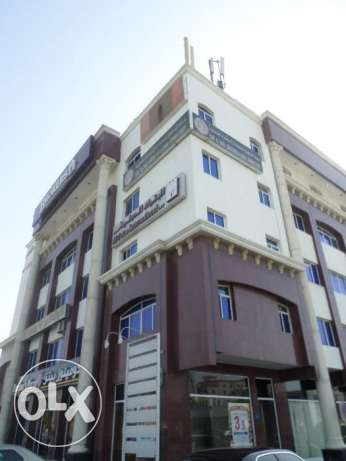 2 BR Commercial Apartment in North Ghubrah
