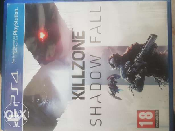 Kill zone : shadow fall