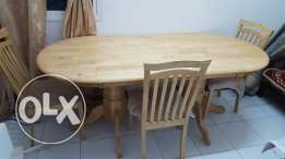 strong dinning table