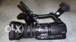 Sony video camera Z5 With recoder