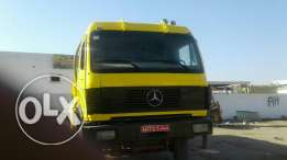 Mercedes Sewage Water Tankar 5000 gallon