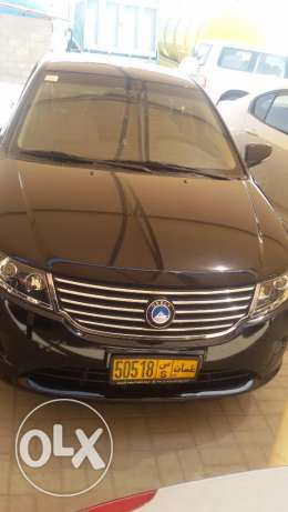 Well Maintained 2016 Car (Geely) in excellent condition