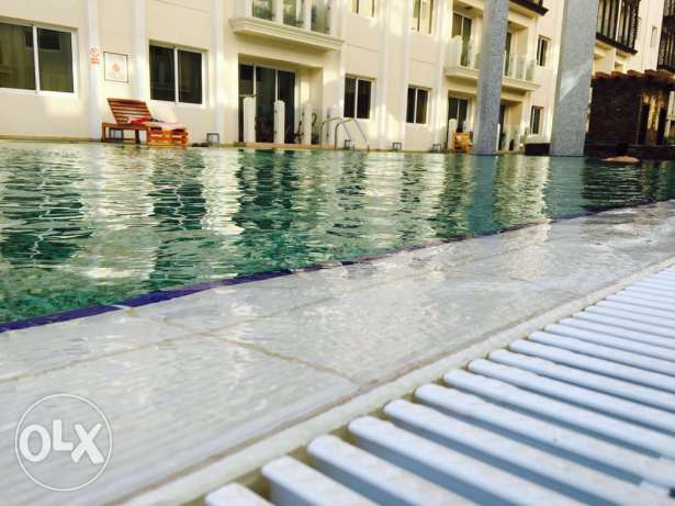 1 bedroom Apartment for rent in Rimal 1 بوشر -  1