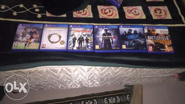 ps4 games all for one Price
