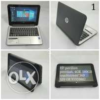 Used touch screen laptops, all with warranty new model