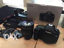 canon camera eos 5d mark iii with box and bills