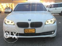 BMW 535 i twin power turbo model 2011
