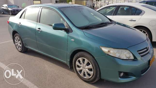 Corolla 1.8 xLI, 2008 model up for sale, single expat driven