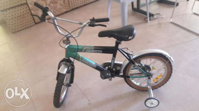 Kids Bycycle بوشر -  3