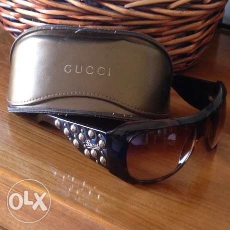 gucci sunglasses original السيب -  1