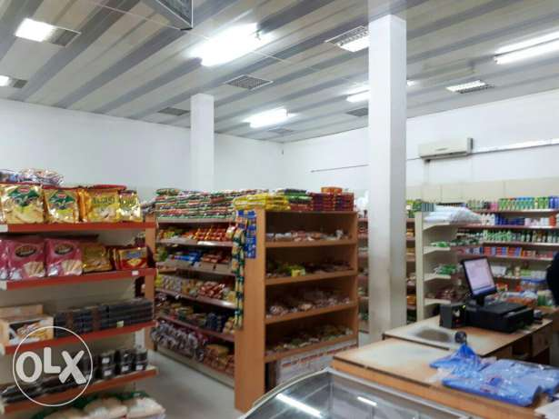 Supermarket for sale in ghala industrial area