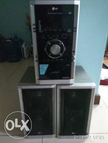 Lg home theater روي -  5