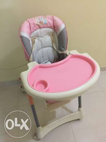 Baby Dinning Chair