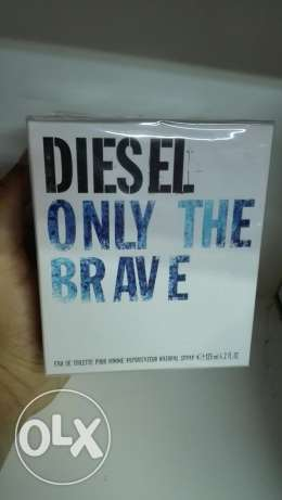 Diesel only the brave perfume