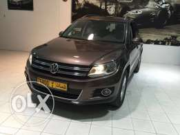 Vw Tigaun 2.0 tsi turbo