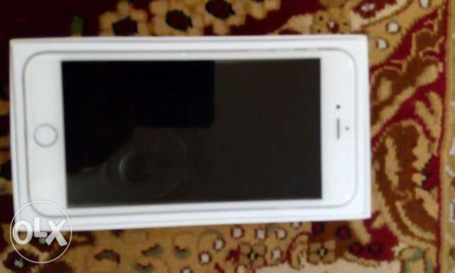 iphone6 plus 128GB silver exchange with S7 edge السيب -  5