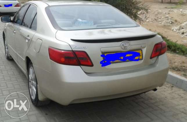 Toyota Camry Fully Automatic for Urgent Sale صلالة -  5