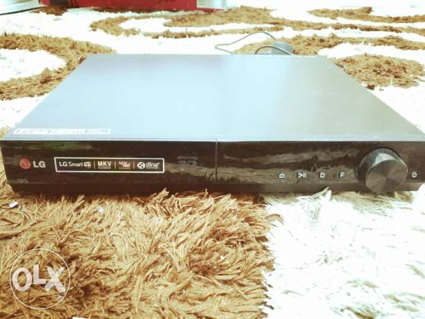LG 3D Bluray Player With Inbuilt Amplifier