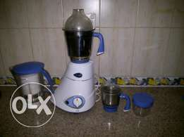 Preethi Blue Leaf Mixer Model : Silver - MG 141 - OMR 13