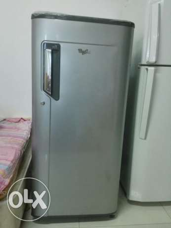 Whirlpool magic 190 ltr refrigerator مطرح -  1