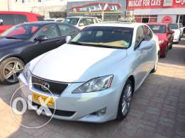 Lexus IS 250 نظيف وارد