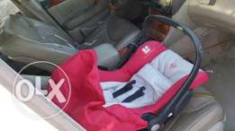 Baby car safety