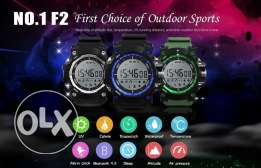 The best offer NO.1 F2 Smartwatch Bluetooth