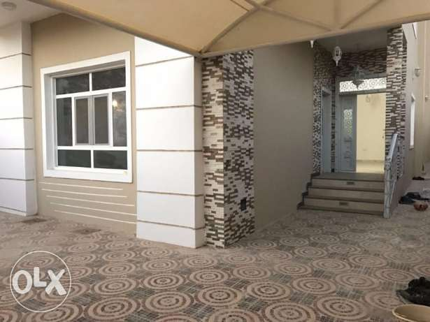 000brand new villa for rent in boshar behind mjuscat private