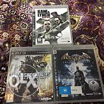 PS3 games ( 3 )