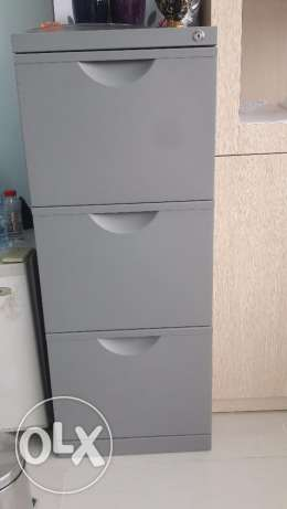 Steel Cupboard for Office or even house purposes!