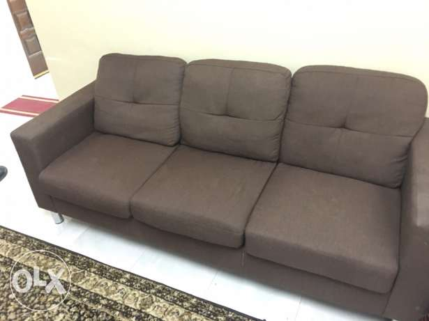 Sofa in great condition (Urgent Sale)
