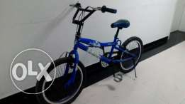 360 degree rotate front wheel cycle