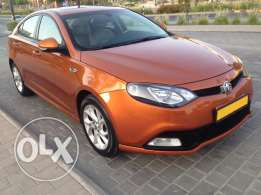 MG 550 1.8Ltr Turbo- 2011