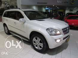 Mercedes GL 450 from Oman at CLASSIC CAR