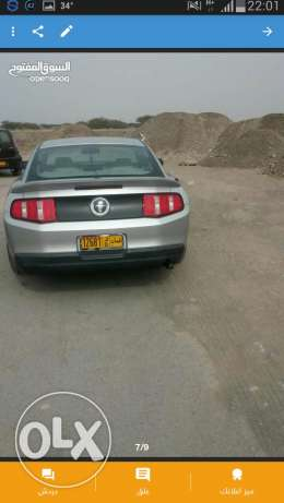 Ford mustang for sale only WhatsApp السيب -  8