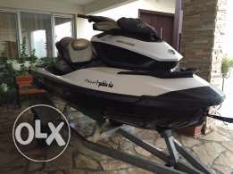 2012 sea doo GTXS 155, 1500 CC with Trolley.