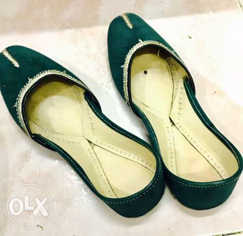 indian mojri/khusaa - desi footwear
